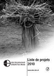 42 Projets en l'an 2010