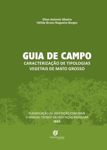 GUIA DE CAMPO - Sema-MT - Governo do Estado de Mato Grosso