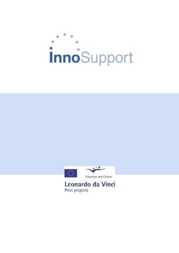 InnoSupport: Wspieranie innowacji w małych i ... - Portal Innowacji