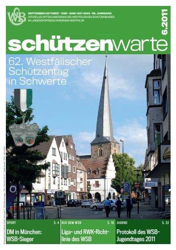 6 .2011 - Schützenwarte - WSB