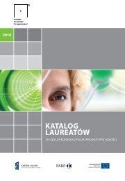KAtAlog lAuReAtów - Portal Innowacji