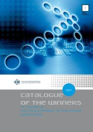 CATALOGUE OF THE WINNERS