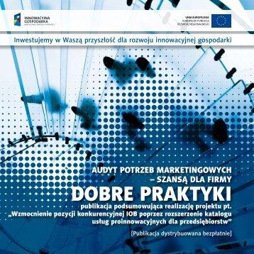Pobierz publikację - Portal Innowacji