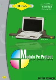 Téléchargez notre fiche produit MODULO PC