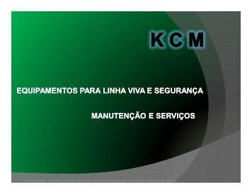 equipamentos para linha viva e segurança manutenção e serviços