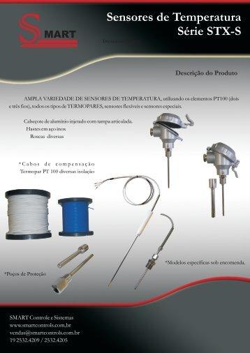 STX-S- Sensores.cdr - Logo do Radar industrial