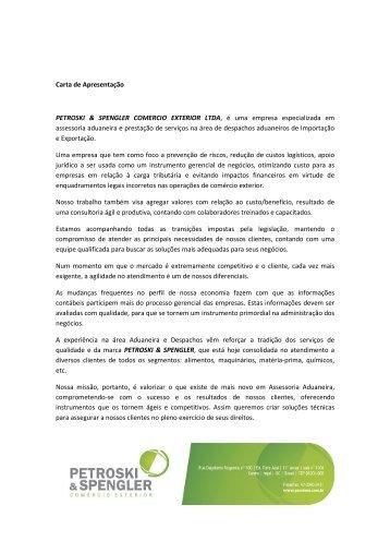 Carta de Apresentação Petroski & Spengler-30.pdf - Logo do Radar ...