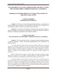 Congreso del Estado de Baja California - Tijuana