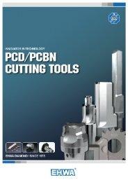 pcd / pcbn cutting tools - Tikontools