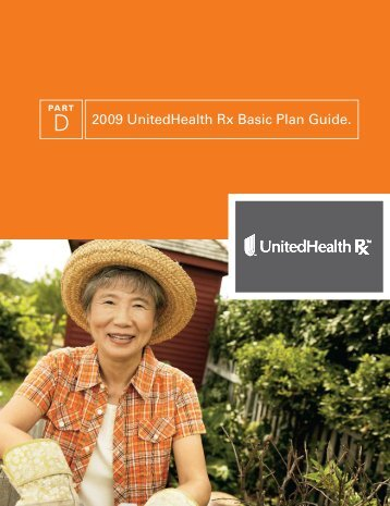 2009 UnitedHealth Rx Basic Plan Guide. - UnitedHealthcare ...