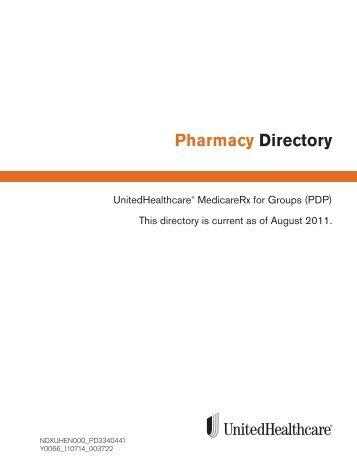 Mississippi   UnitedHealthcare MedicareRx For Groups (PDP)