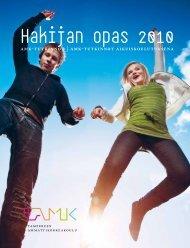 täältä - Tampereen ammattikorkeakoulu