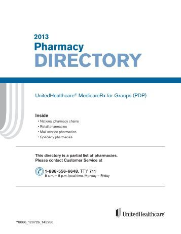 United Healthcare Medicare Rx Photos
