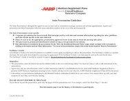 Group 2 - UnitedHealthcare MedicareRx for Groups (PDP)