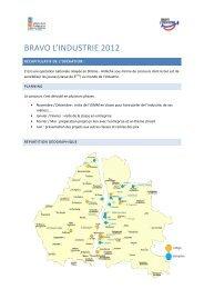 BRAVO L'INDUSTRIE 2012 - UIMM Drôme Ardèche