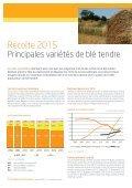 Etude - Variétés de blé tendre récolte 2015 - Page 2