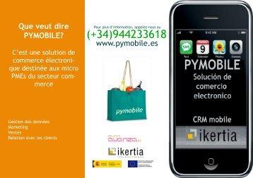 www.pymobile.es Que veut dire PYMOBILE? - Virtual-PLM