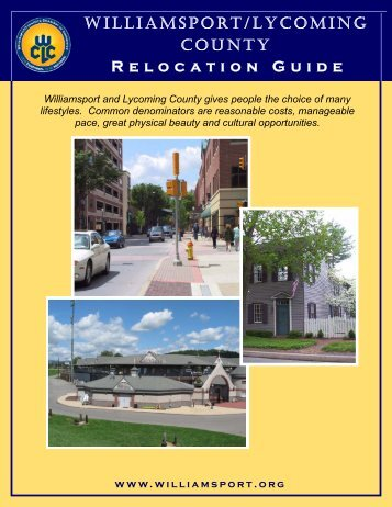 Relocation Guide (Updated 2-2012) - Williamsport/Lycoming ...