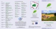 Programm - Naturpark Stromberg-Heuchelberg