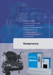 Kompresory - VSK Profi
