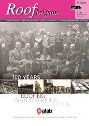 Roofbelgium - Bouwmagazines