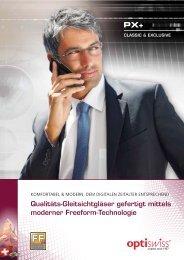 PX Plus (PDF) - Optiswiss AG