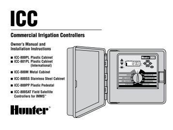 hardie irrigation 4000 controller manual