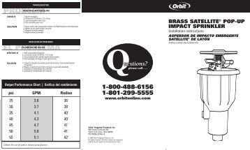 Orbit 57012 user