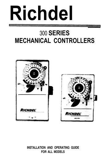 Lawn Genie Richdel L60204 6p 8p Controller