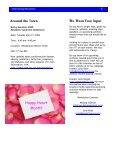 SCDA Spring Newsletter 09 - Colorado Dietetic Association - Page 6
