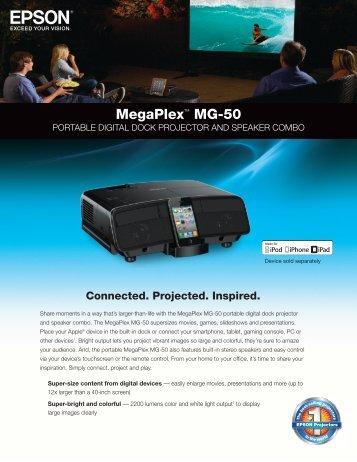 MegaPlex™ MG-50