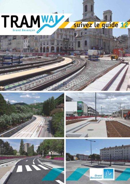Téléchargez le 12ème numéro du dossier spécial tramway