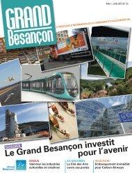 N°52 (mai-juin 2012) : Le Grand Besançon investit pour l'avenir
