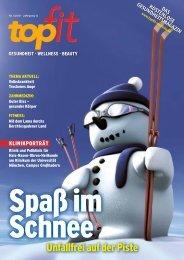 Spaß im Schnee - Medienwerkzeuge.de