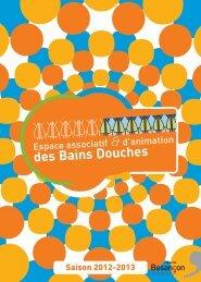 Bains Douches - Besançon