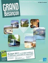 Budget 2011: - Grand Besançon