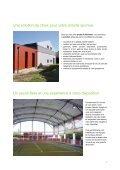 Bâtiments Sports et Loisirs - Losberger - Page 3