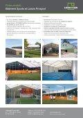 Prosport : idéal pour vos projets sportifs - Losberger France SAS - Page 2