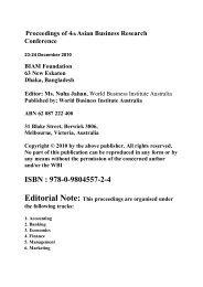 ISBN : 978-0-9804557-2-4 - Wbiconpro.com
