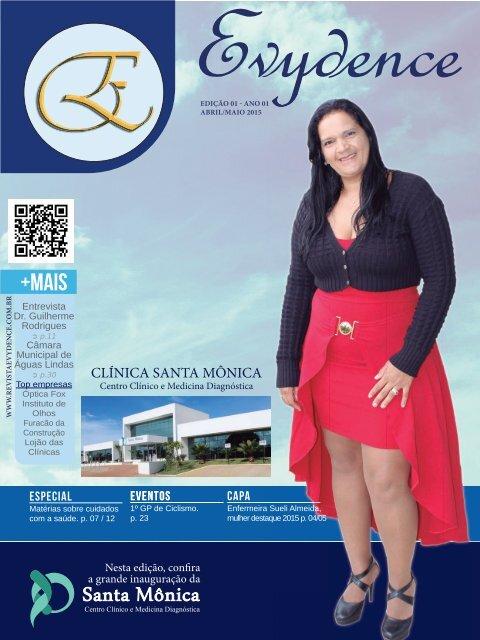 Revista Evydence Ano 01 - Ed 01