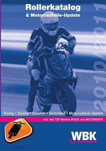 WBK-Roller Katalog Seite 1