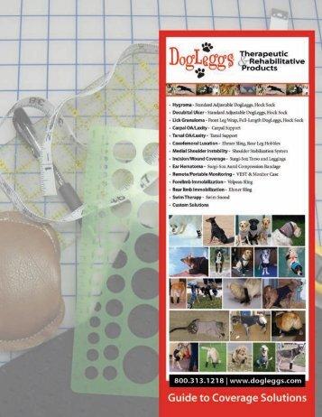 DogLeggs Catalog
