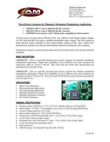 keystone Keystone Cat5e Wiring Diagram Wiring Diagram For Keystone 777 piezo electric actuators for mignature mechanical manipulation