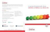 Gestion du portefeuille-clients - Celsius