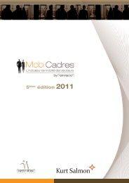 5ème édition 2011 - Nomination
