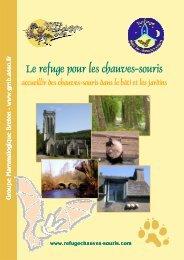 Le refuge pour les chauves-souris - Groupe mammalogique breton