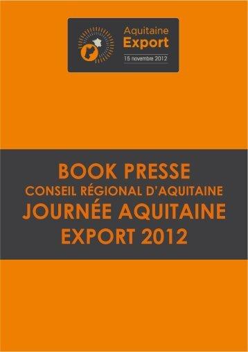 Télécharger le document - Aquitaine Export - Conseil Régional d ...