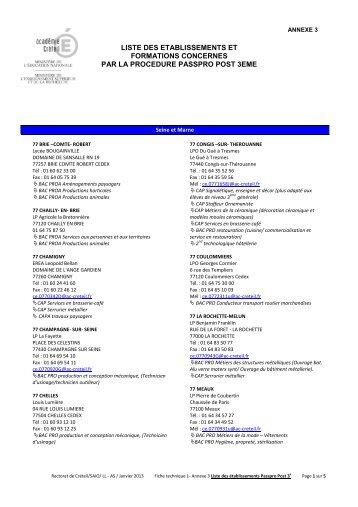 listes de nos formations caces u00ae