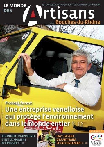 Une entreprise venelloise qui protège l'environnement dans le ...