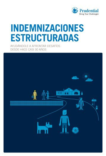 INDEMNIZACIONES ESTRUCTURADAS - Prudential Retirement